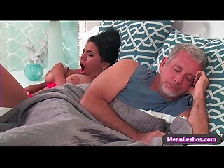 Hot and mean sexy lesbians her daughter s best friend with darcie dolce missy martinez