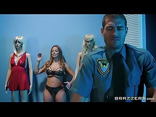The mannequin the security guard full on zzerz com