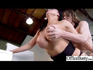 Hard Intercorse With (audrey bitoni) Big Round Tits Slut Office Girl clip-07