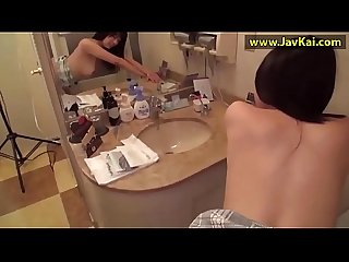 JAV whore Mizuki Ishikawa in Incredible Amateur, Couple JAV movie