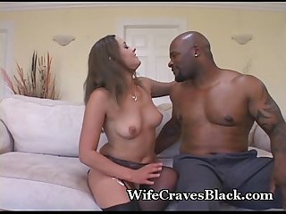 Sensual wifey plays dirty
