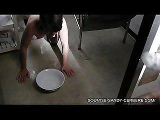 Soumise sandy video Soumission compil bdsm
