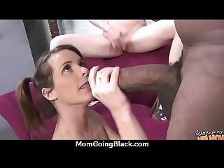 Huge black cock destroys amateur housewife 14