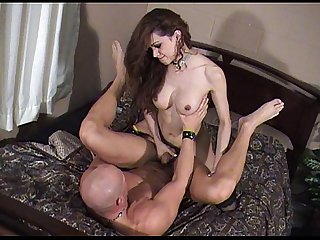 Dane Tranny Planet Giselle - Club Giselle - scene 4 - extract 3