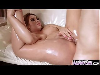 Hard Anal Sex Scene With Curvy Big Hot Butt Girl (klara gold) video-19