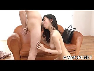 Slutty mama fondled and screwed