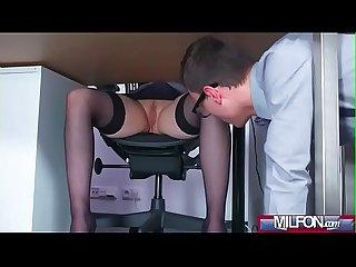 Busty milf boss fucks big geek cock angel wicky 01 clip 07