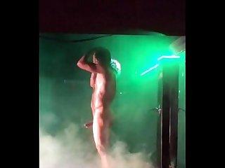 Stripper tico en puchos