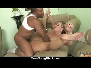 Horny mom loves black monster cock 30