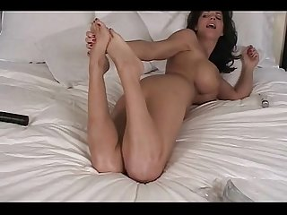 Deauxma feet fetish rare video