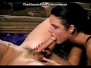 Jeanna fine peter north in 1980 porn movie about lewd nasty sex slave
