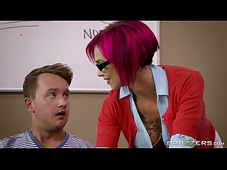 Brazzers naughty teacher Anna bell peaks loves cock
