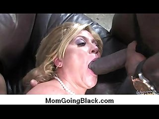 Horny mom getting fucked by big cock black guy 4