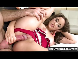 RealityKings - Mikes Apartment - (Iza, James Brossman) - New In Town