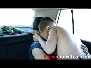 Fantasa sexual miquel y rsula follan en el coche
