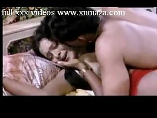 Hot bhabhi is tied with bed by her servent who is enjoying her bit by bit