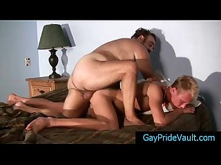 One lucky guy gets fucked by gang 6 by gaypridevault