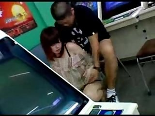 Asian Sex on Arcade