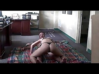 Cheating milf comes to his daytime office for sex