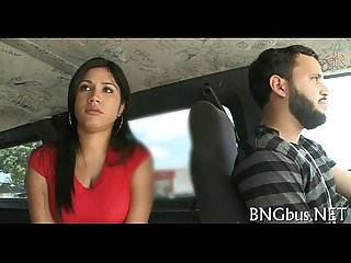 Gang bang bus full episode