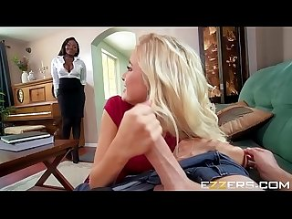Naomi woods and osa lovely in nanny adventures