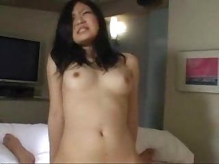 Bushy asian