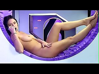 british brunette milf space ship odyssey (loop)