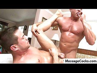 Massagecocks muscule massage