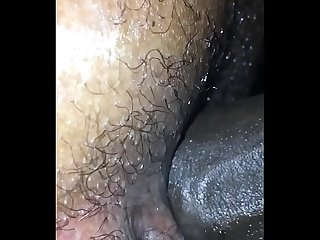 HD ASSHOLE CREAMPIE FAT CHOCOLATE DICK pt2
