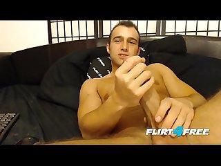 Otro video de justin master con su gran verga de 35 cm