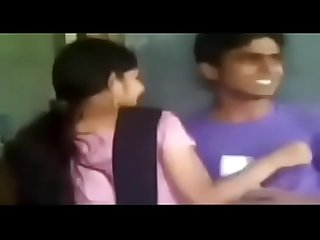 Indian students public Romance in classroom
