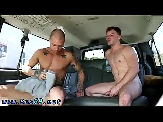 Senior gay men taking twinks vids Excited To Be On The Baitbus