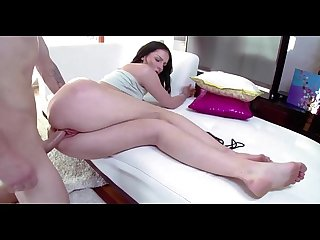 Amanda Lane Sexy Big Butt Brunette