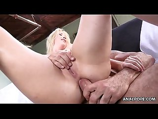 Samantha rone fucks an older man