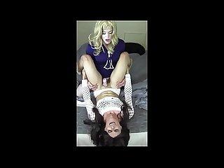 Sissy cd kelly jordyn fucked in chastity
