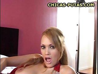Madura latina con las Tetas grandes teniendo Sexo