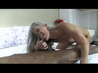 Leilani le enjoys her black lover trailer