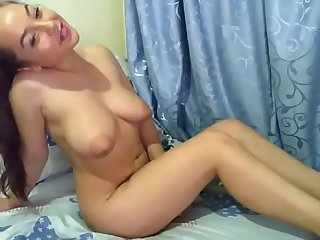 Sexy and nice tits amateur girl nude for free on Cam