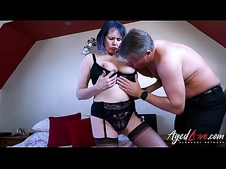 AgedLovE Mature Tiger and Mark Kaye Hardcore