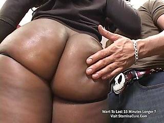 Big ass beauty dior sucked a big cock and nailed