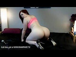 Jaye rose big booty Redhead