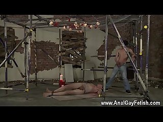 Gay buff guys naked A Sadistic Trap For Twink Scott