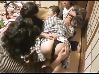 41ticket rin myu sexy dinner party uncensored jav