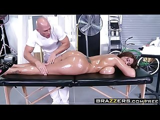 Brazzers dirty masseur eva notty huge tits on the receptionist