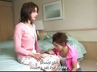 098 spanking schoolgirl in mom S bedroom
