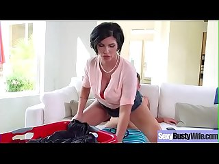 Hardcore Sex Action With Big Round Boobs Housewife (Shay Fox) clip-22 clip1