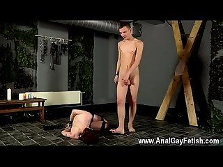 Cute young gays blowing huge cock Cody Gets A Lesson In Sucking