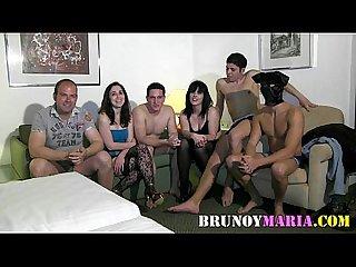Orgia bestial montada por brunoymaria bestial bestial