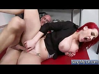Sex Between Hot Patient And Doctor movie-30