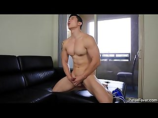 Peterfever Peter Le gay solo cum